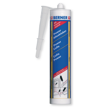 Bernerseal High Tack wit 290 ml